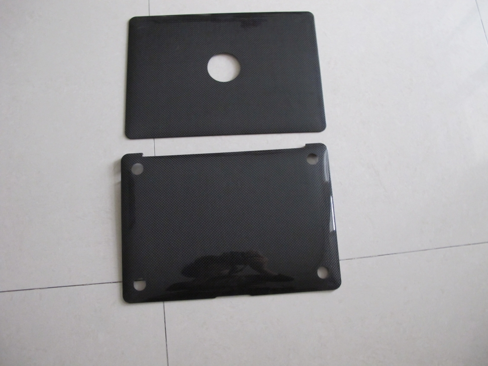 "Imagen de Carcasa protectora para MacBook Air 13,3"" Pure carbon plain"